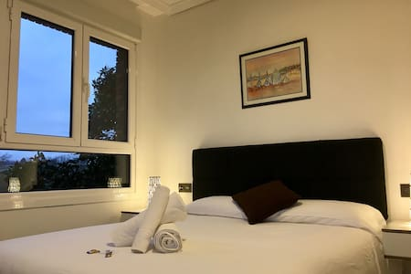 ¡Double bed room free wifi +parking! Nº2 - Donostia - อพาร์ทเมนท์