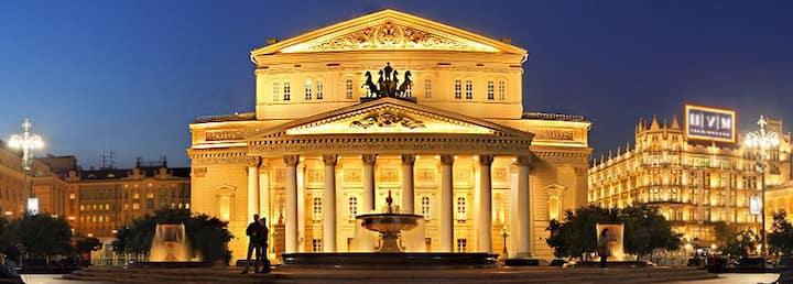 Bolshoy Theater Moscow Stoleshnikov Hotel