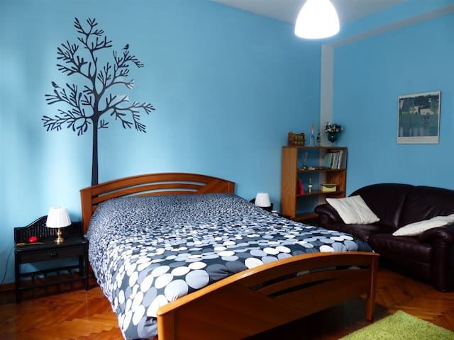 Cosy flat with a garden close to the city centre - Torino - Daire