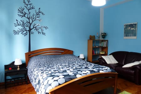 Cosy flat with a garden close to the city centre - 都灵(Torino) - 公寓
