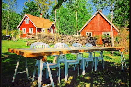 Crystal Cottage - Swedish Country Living - Osby Ö