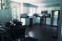 Host kitchen (shared as needed)