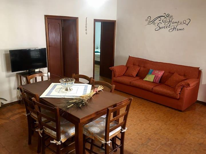 """""""La Casa di Renata"""" - Appartamento a Lustignano"""