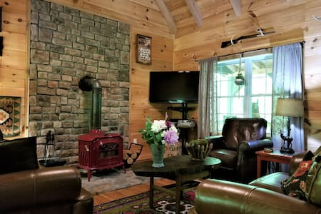 Buck Lair Vacation Cabin & Retreat VT & RU closeby
