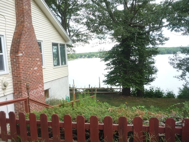 Niantic Bay Waterfront Home w dock. - East Lyme - House