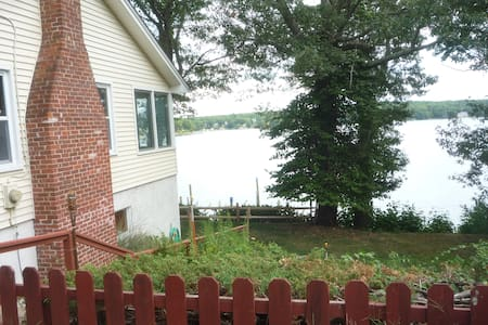 Niantic Bay Waterfront Home w dock. - East Lyme