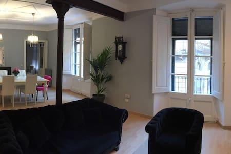 Apartamento con encanto en el centro de Figueres - Figueres - Apartamento