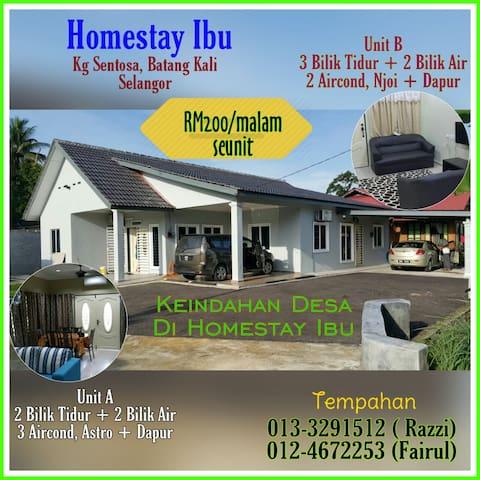 Homestay Ibu - Batang Kali - House