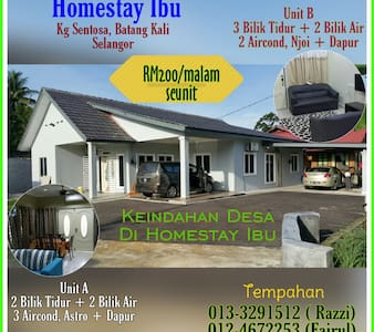 Homestay Ibu - Batang Kali