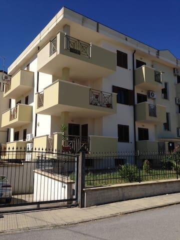 appartamento rione mortella - Rotondella - Apartamento