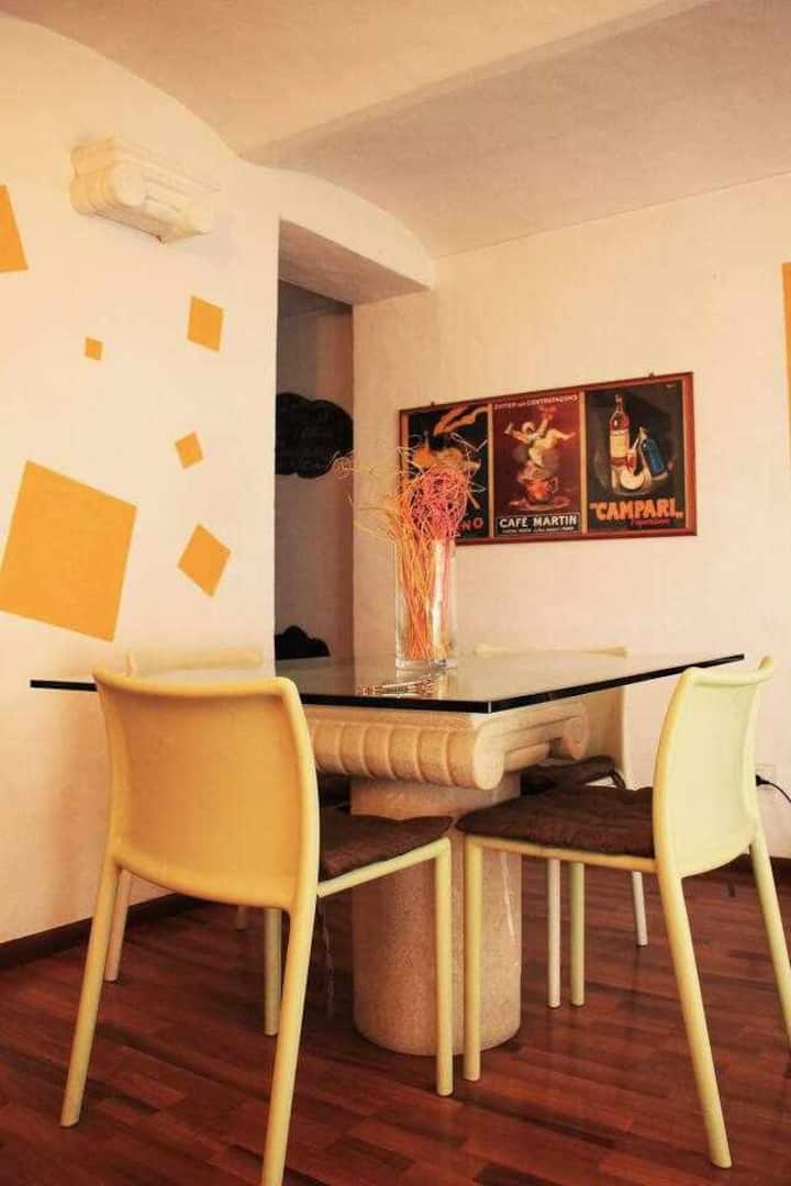 apartment in the heart of Asti