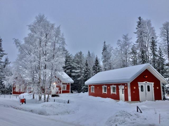 Hunna Hosting Sodankylä - Lapintie 49