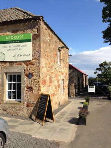 Farm Shop of The Year 2015 - Ardross Farm Shop
