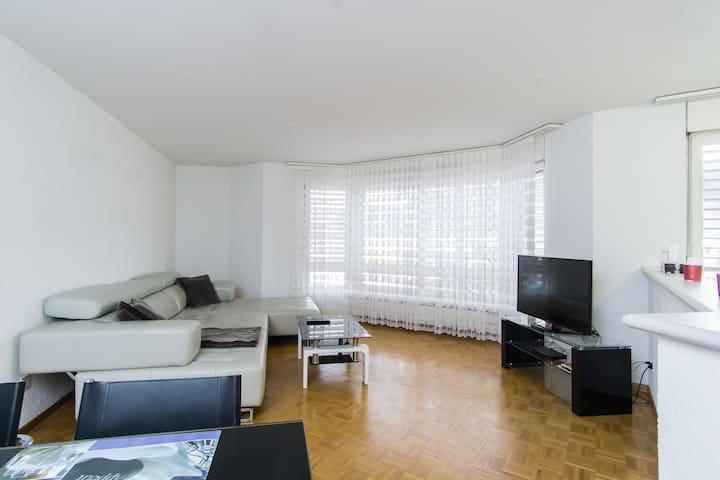 2 Zimmer Wohnung,  Parkplatz incl. - Zurych
