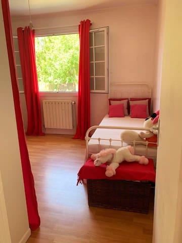 Chambre simple 1 voyageur