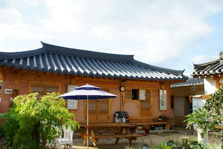 Sarangchae2 - Hwangnam Hanok Stay(황남고택)