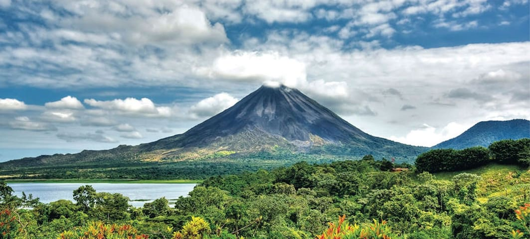 Cabaña de Montaña y Mirador en Sarchi   Costa Rica