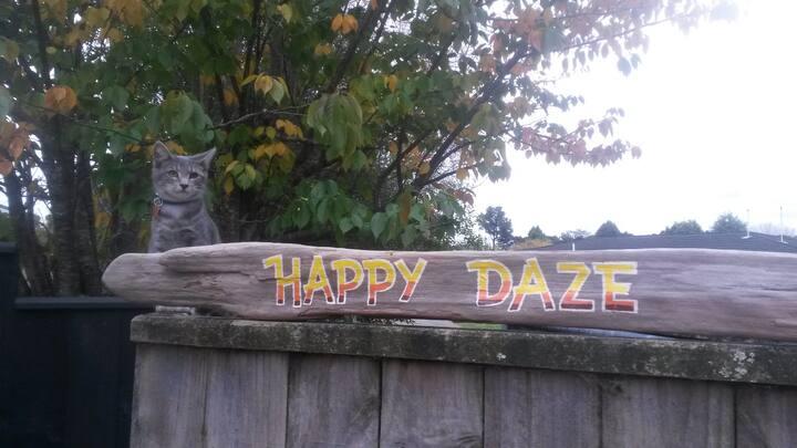 Happy Daze - Private Campsite!!