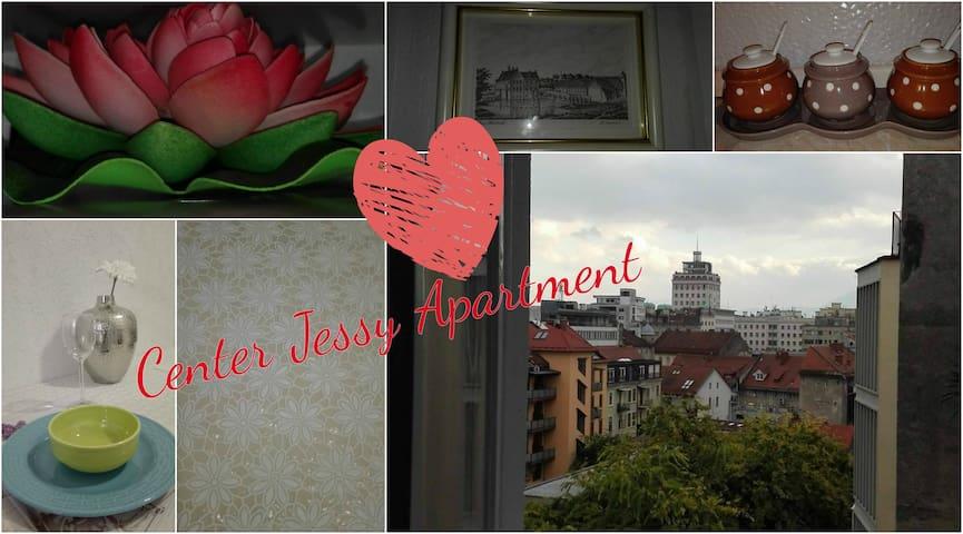 Center Jessy Apartment