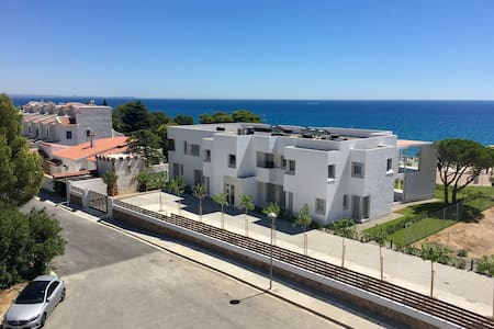 New SeaView apartment with pool, 100 m to beach - Mont-roig del Camp
