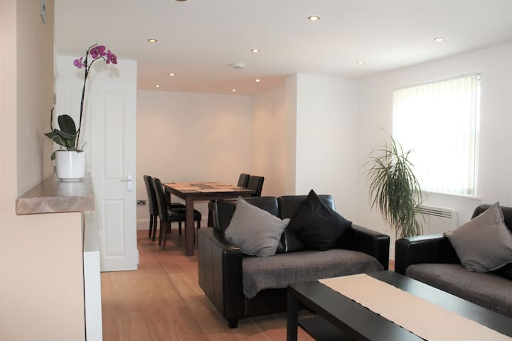 Spacious Modern 1 Bed North London Apartment