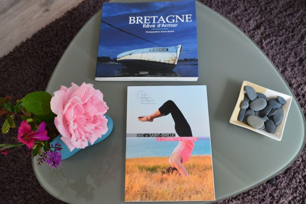 Au gré des Marées -  Bien être - Nature - Ici , vous êtes à  1 H des sites de Bretagne remarquables ( Ile de Bréhat , Côtes de Granit Rose , Cap Fréhel , ... GR 34 Tout Proche de l'EFFET MER :  GR34 = chemins de randonnées, la MER pour horizon  - So cosy - Criques- Plages : Plage du petit Havre , les Rosaires, la Banche ,Tournemine,  tout proche  aussi Binic, St Quay Portrieux, la réserve naturelle de la Baie de Saint- Brieuc ...