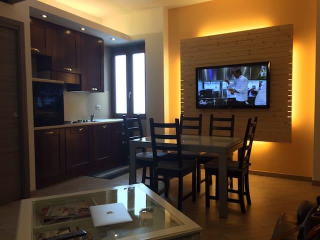 SUPER APPARTAMENTO GRAN BAITA PASSO DEL TONALE - Passo del Tonale - Apartment