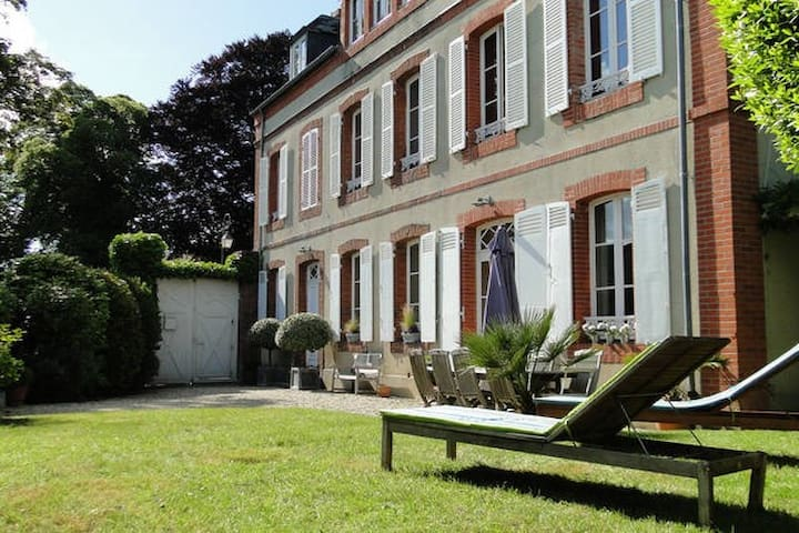 Chambre centre de Coutances