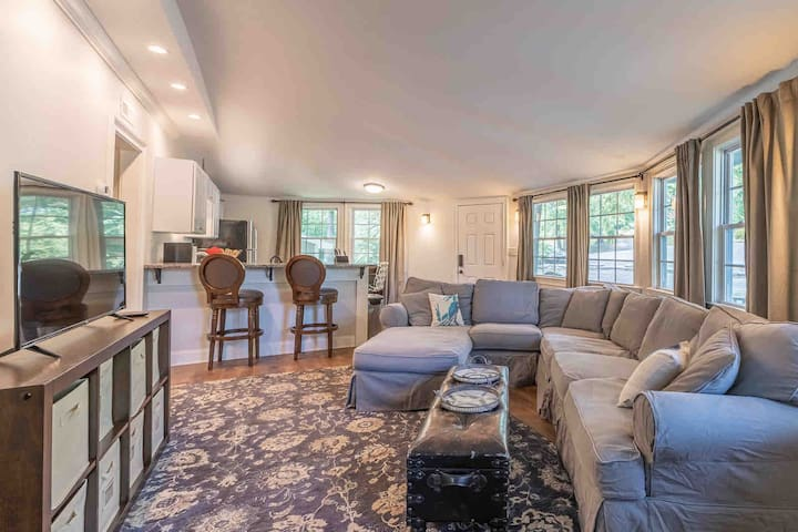 Chefs Dream completely renovated not shared.