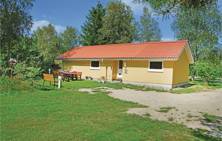 Holiday cottage with 2 bedrooms on 45m² in Herning