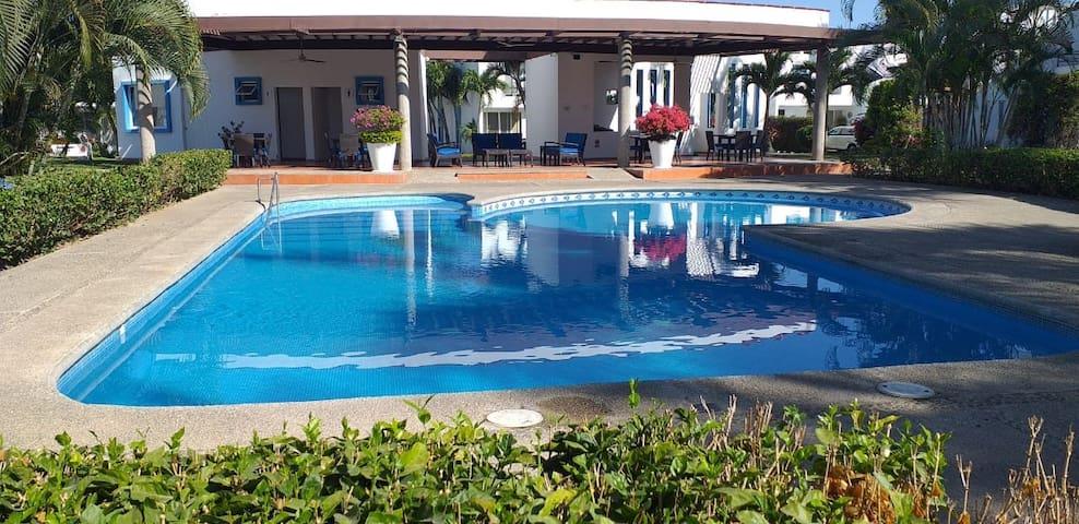 casa San Miguel 6 min de la playa -nuevo vallarta