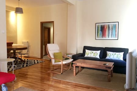 Beautiful apartment in the city center - Thessaloniki