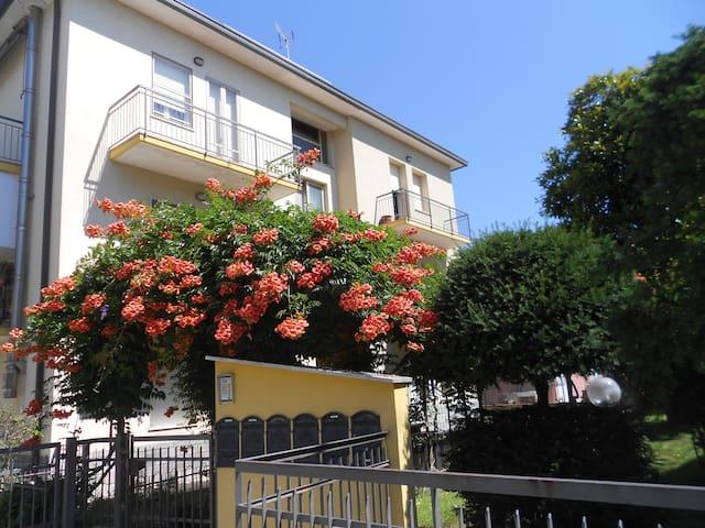 Rimini big apart.5 minutes walking to the bech