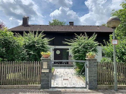 Einfamilienhaus im idylischen Süden von München