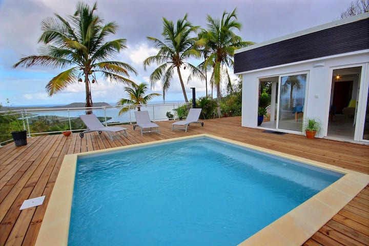 Villa Vert Azur classée 4 étoiles