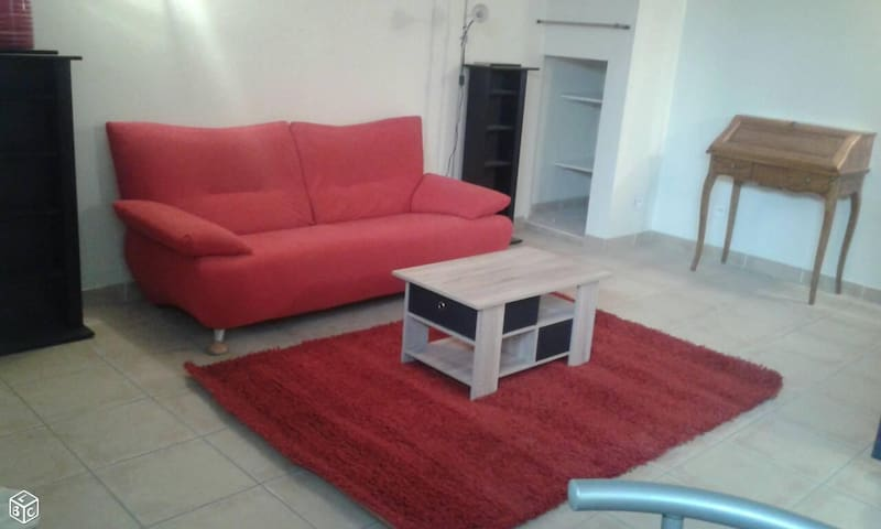 Appartement souplex de 35 m2