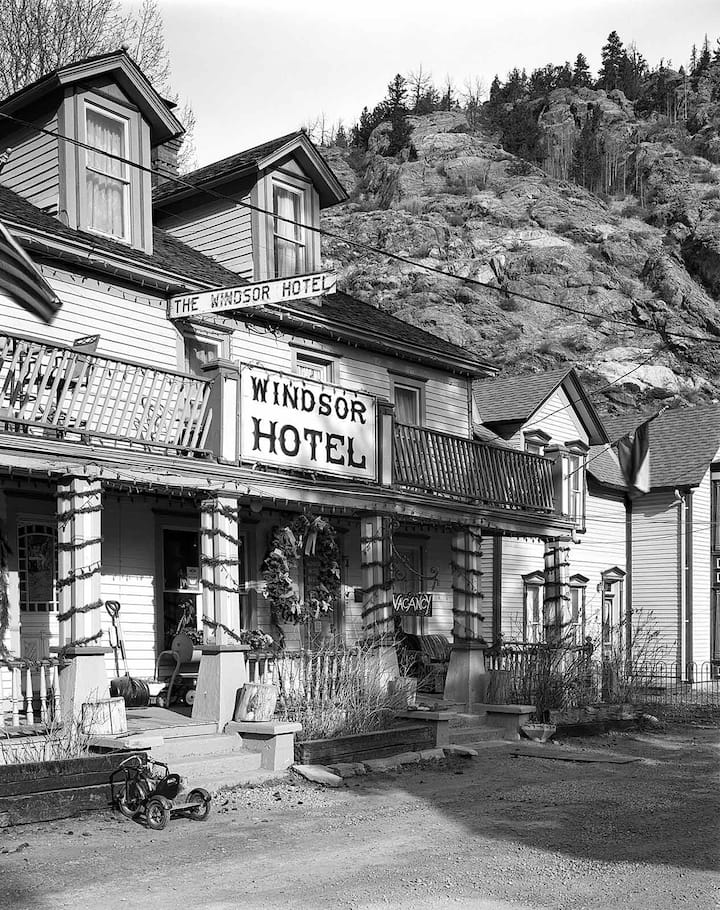 Historic Windsor Hotel Room #3