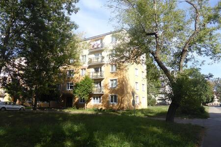 Cosy retro apartment: Authentic Slovakia basecamp - Brezno