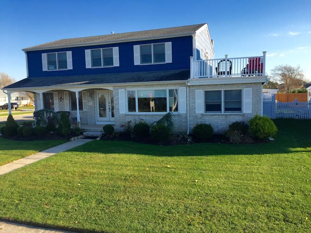 Home Near Beach & Atlantic City - Brigantine