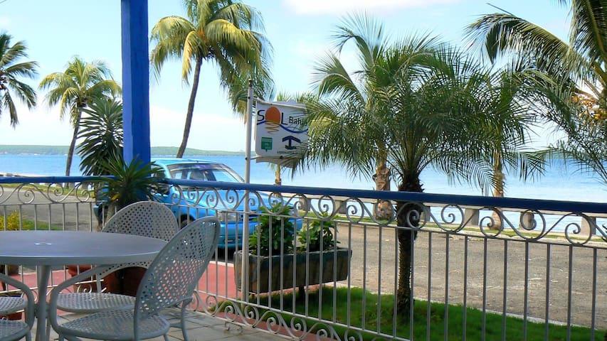Alojamiento B&B junto al mar en La Punta