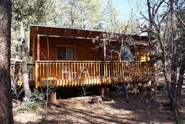 Whispering Pines Resort Cabin 30