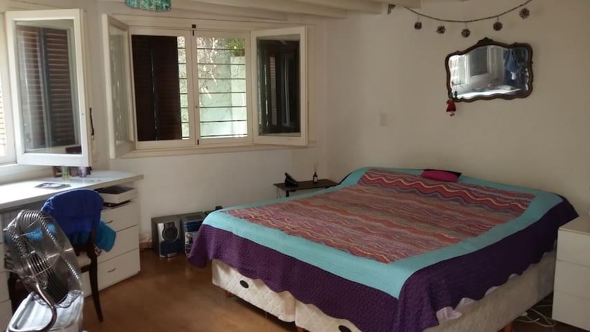 Hermosa casa con habitacion amplia y baño privado - Florida