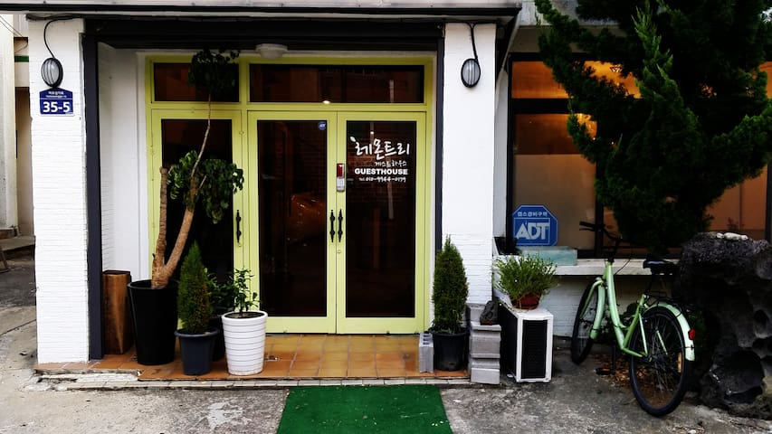 Lemon Tree Guesthouse 2 - Daejeong-eup, Seogwipo - Bed & Breakfast
