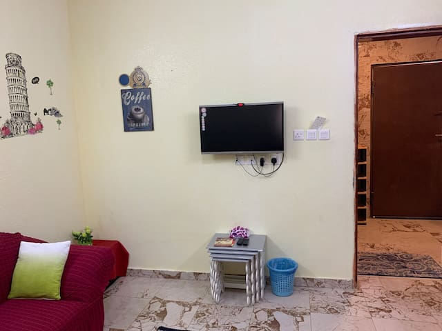 تلفزيون غرفة الجلوس