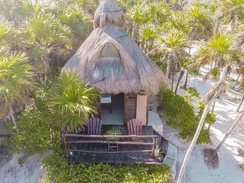 KIMI - Cabana with partial ocean views & terrace