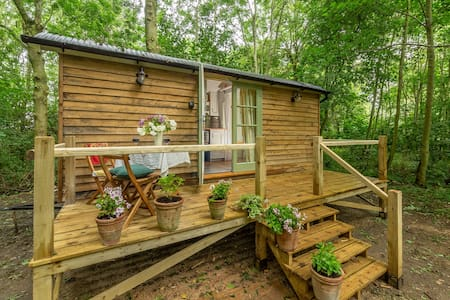 Woodland Retreat Shepherd's Hut