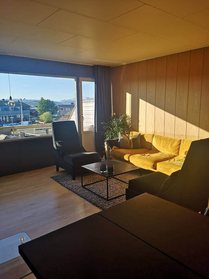 Private apartment in Tromsdalen