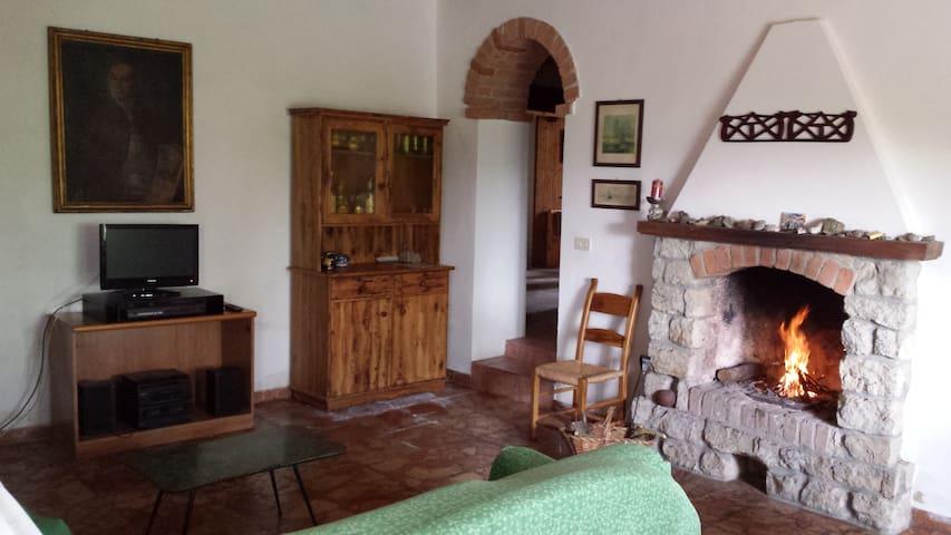 Oasis among the vineyards in Monferrato