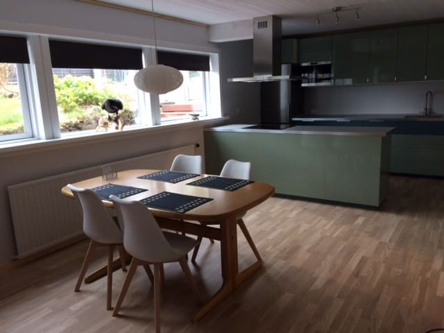 Quiet apartment near Tórshavn
