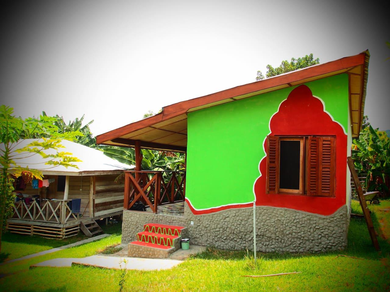 Big bungalow